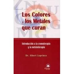 Colores y metales que curan