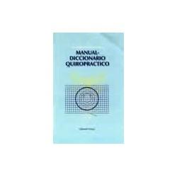 Manual Diccionario Quiropráctico