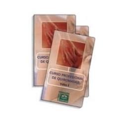 Curso  Profesional de Quiromasaje DVD I,II y III