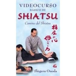 Video curso basico de SHIATSU (libro +dvd)