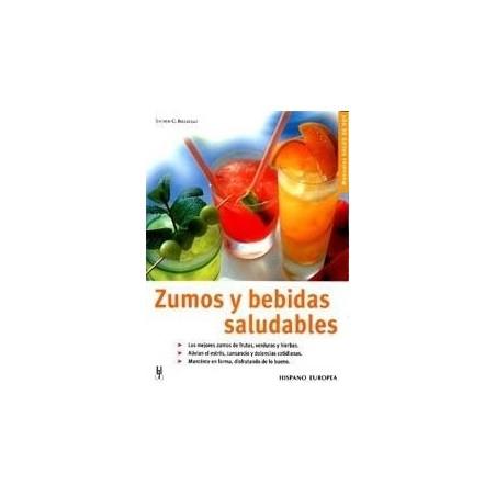 Zumos y bebidas saludables