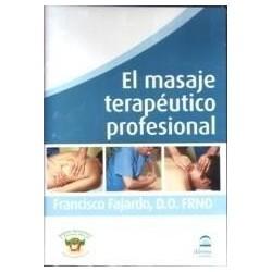 DVD El Masaje Terapéutico Profesional