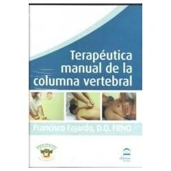 DVD Terapéutica manual de la columna vertebral