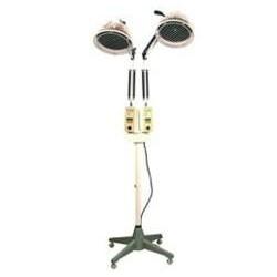 Lámpara Elec. Bio-Térmica Tdp (De Pie 2 Cabezas)