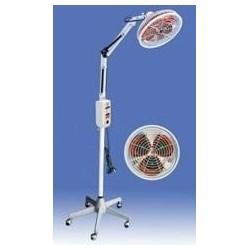 Lámpara biotérmica TDP digital de Pie (1 cabeza, 3 Placas)