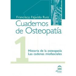 Colección Cuadernos de Osteopatía 1 a 12