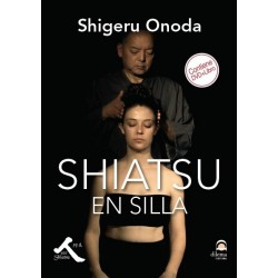 Shiatsu en silla (DVD+libro)