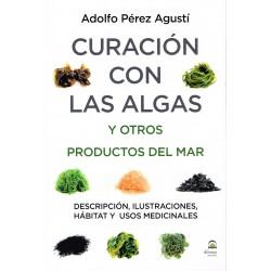 Curación con las algas y otros productos del mar