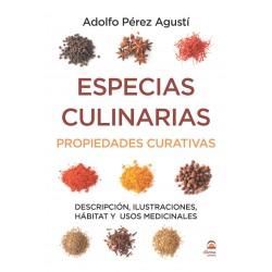 Especias culinarias. Propiedades curativas