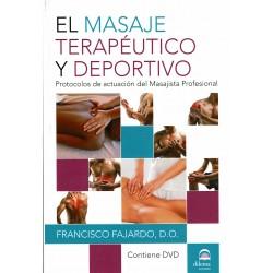 El masaje terapéutico y deportivo +DVD